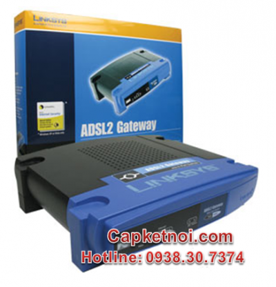 Linksys AG241 - 4 Ethernet port