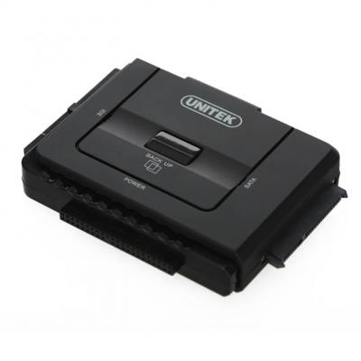 Cáp USB 3.0 -> IDE + SATA 2.5/3.5 Unitek (Y - 3322)