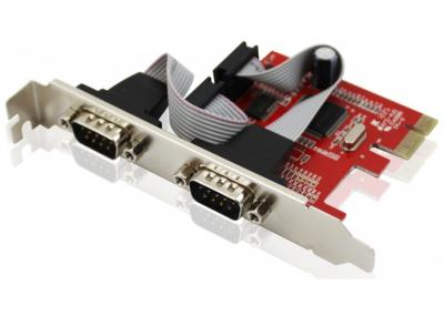 Card PCI -> COM 9 Express Unitek (Y - 7504)