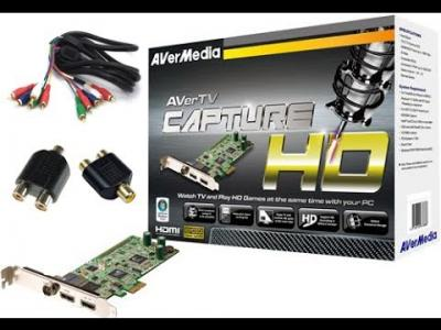 AverTV Capture HD (H727E)