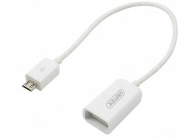 Cáp USB OTG 2.0 -> Micro USB Unitek (Y-C 445)