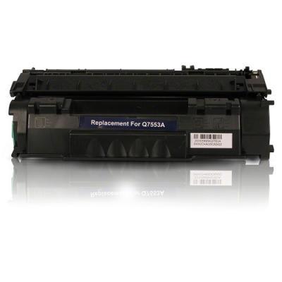 Black HP Q7553A HP P2015/ P2015D/LASERJET P2015 DN/P2015N/P2015 X